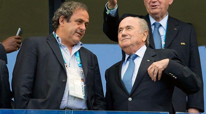 Platini: «Ho sempre detto a Diego: per cambiare le regole, bisogna entrare nell'organizzazione»