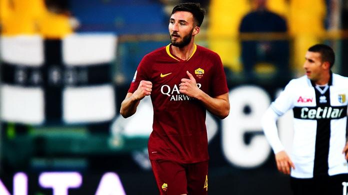 Infortunio Cristante, buone notizie per il giocatore della Roma ...