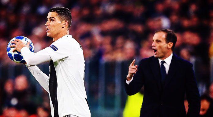 Allegri: «Il calcio è questione di mentalità, Ronaldo ne è u