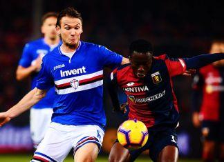 derby Sampdoria Ekdal