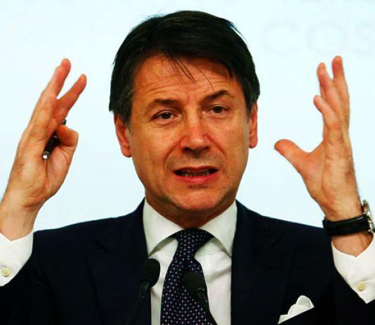 Il Presidente del Governo, Giuseppe Conte
