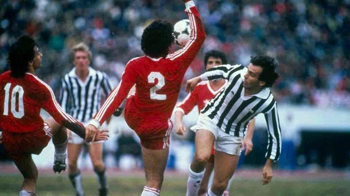 Juventus-Argentinos Juniors (1985)