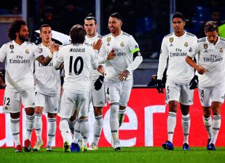 real madrid Barcellona