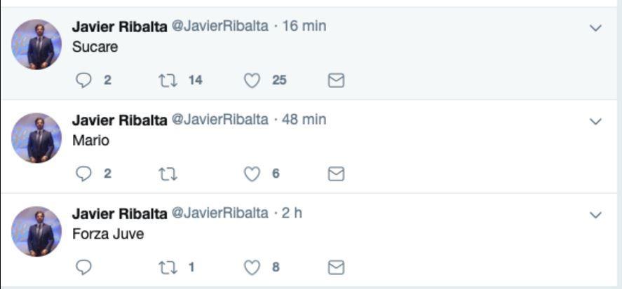 javier ribalta twitter
