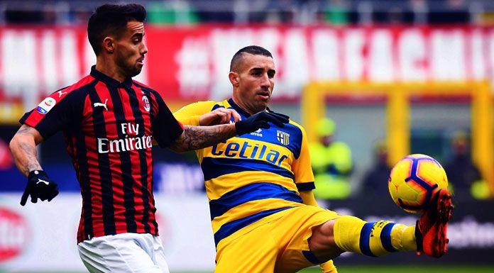Parma, Barillà: «Lavoriamo partita dopo partita. Napoli? Da temere»