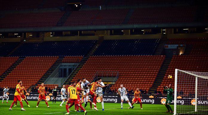 Benevento Inter 2 5: non basta Caprari, manita nerazzurra con Lukaku e Hakimi