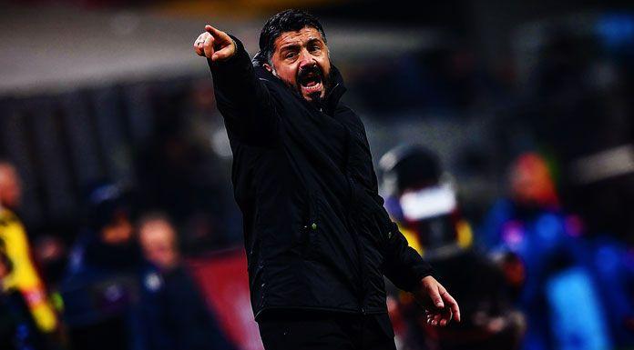 Napoli, la prima scelta di Gattuso. Squadra subito in ritiro