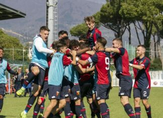 Genoa Entella Primavera