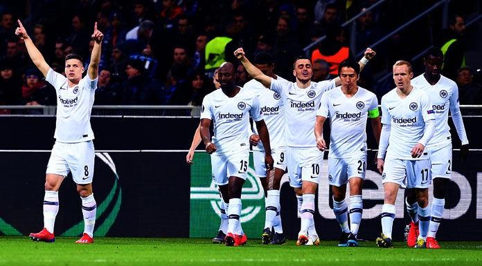 Taglio stipendi, l'Eintracht Francoforte riduce del 20%