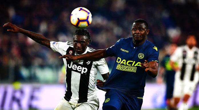 Udinese, ceduto Opoku: il difensore passa all'Amiens