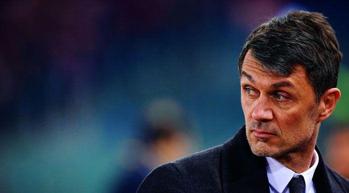 Milan |  Maldini guarda avanti |  «Siamo ambizioni |  ci rialzeremo»