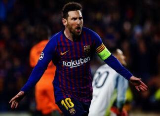 Maradona Messi Setien Barcellona