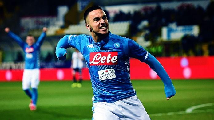 Calciomercato Napoli Ounas Piace Al Cagliari La Decisione Di Giuntoli