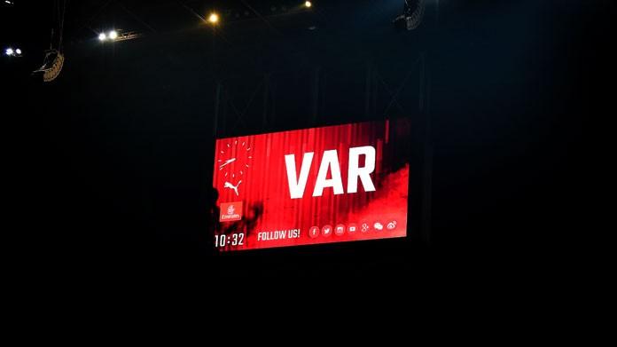 Europa League VAR