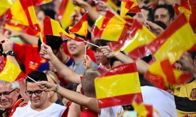 Liga Spagna Euro 2020