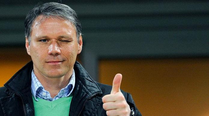 Van Basten: «Il mio Milan dominava il mondo del calcio, quel