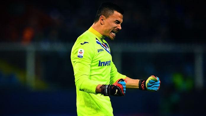 Audero Sampdoria