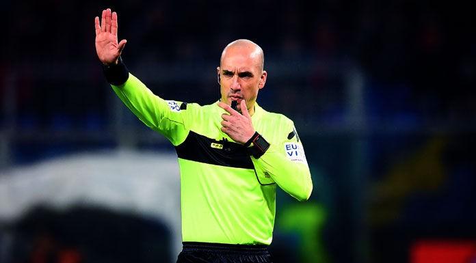 MOVIOLA – Roma-Parma, Mancini col braccio in area: non è rigore per Fabbri