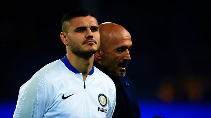 icardi spalletti inter