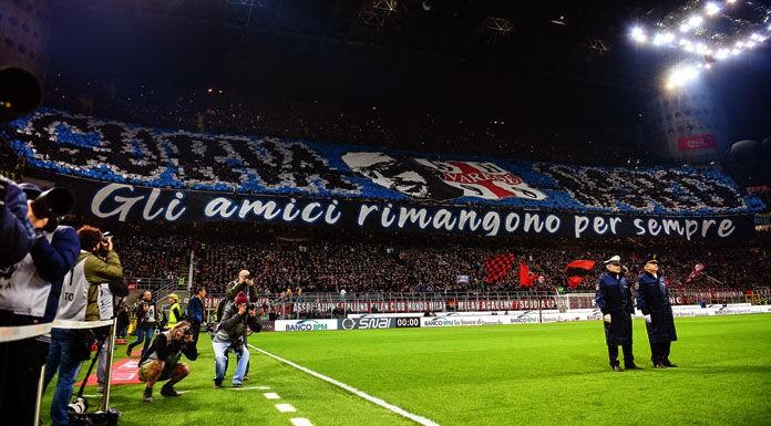 Comunicato Curva Nord: «L'Inter di Conte merita pieno suppor
