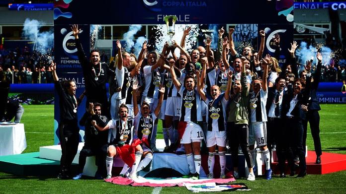 Juventus femminile Champions League