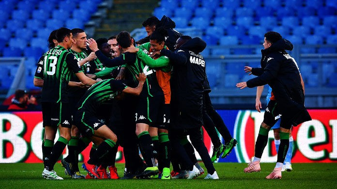 highlights sassuolo spal