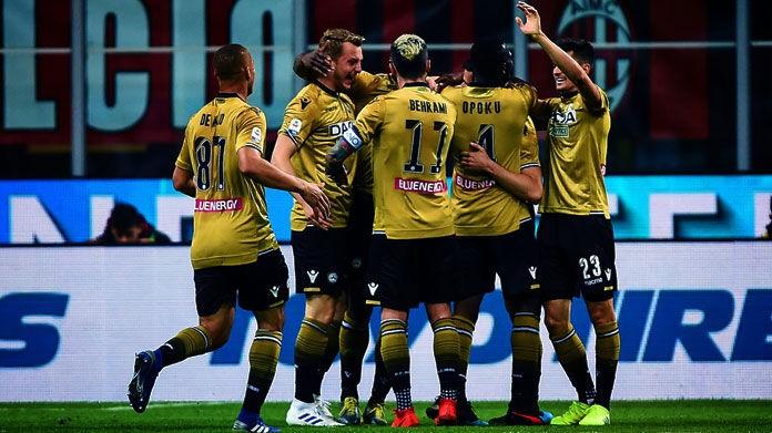 Genoa Udinese Sierralta
