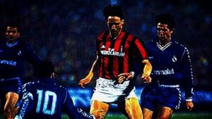 "La ""manita"" del Milan sul Real Madrid – 19 aprile 1989 – VIDEO"