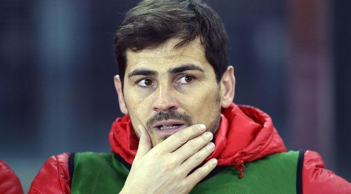 Porto: «Grazie Iker Casillas. Per sempre uno di noi» – FOTO