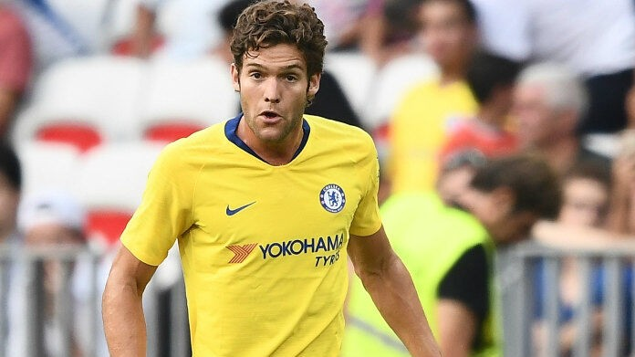 chelsea Inter marcos alonso