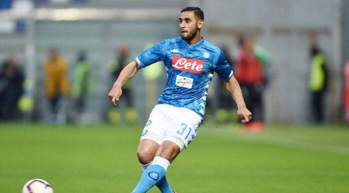 Napoli, possibile scambio Ghoulam Pezzella con la Fiorentina