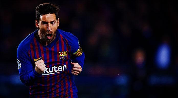 Barcellona Maiorca 5 2: tripletta di Messi nella goleada bla