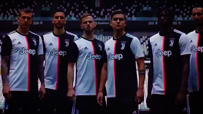 nuova maglia juventus 2019/2020