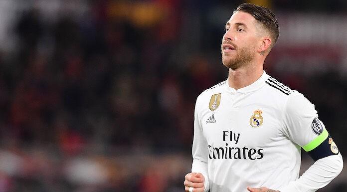 Sergio Ramos |  nuovo primato negativo in Champions League
