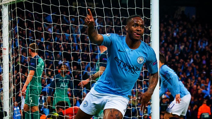 Manchester City Sterling