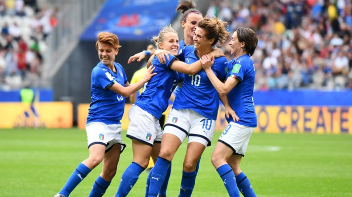 Portogallo Italia femminile