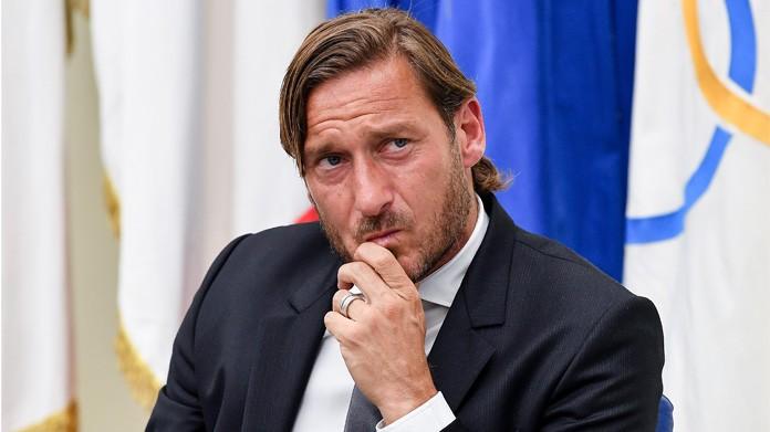 Totti Lazio