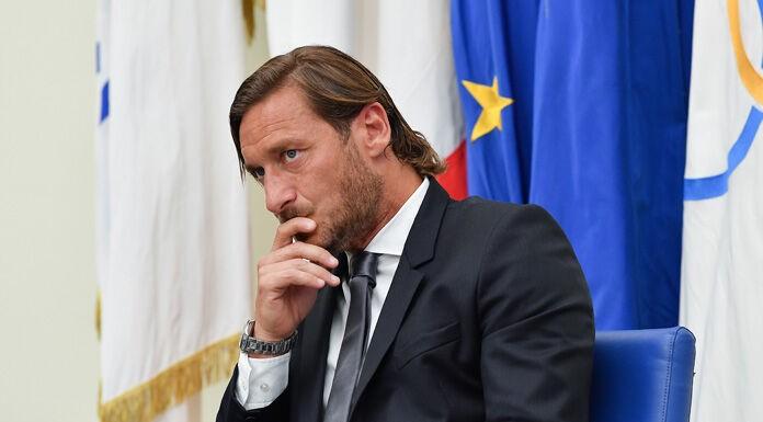 Roma, Totti incensa Fonseca: «Ha trasmesso positività»