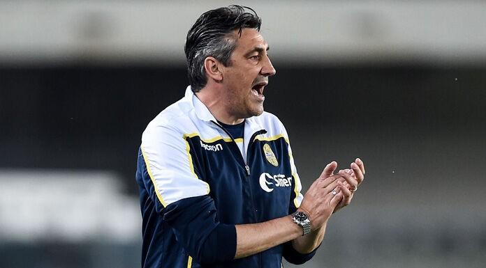 """Spezia Chievo, Aglietti: """"Gol iniziale un macigno, c'è amaro in bocca"""""""
