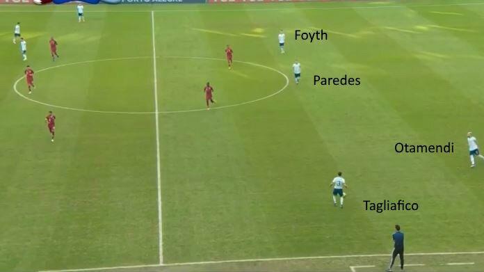 Argentina Paredes