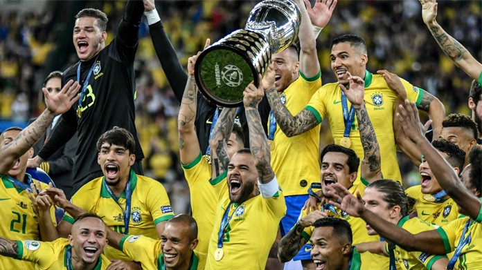 Coronavirus Copa America