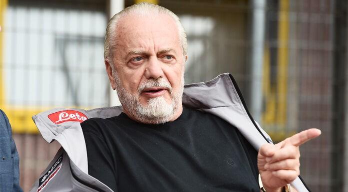 Napoli, De Laurentiis vince il primo round in tribunale