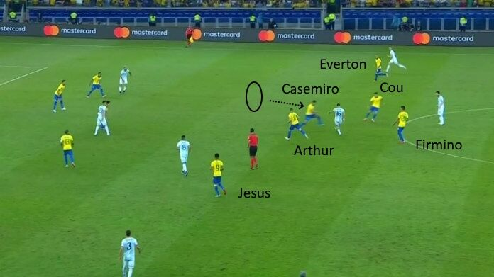 Brasile Casemiro