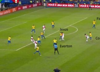 brasile gabriel jesus