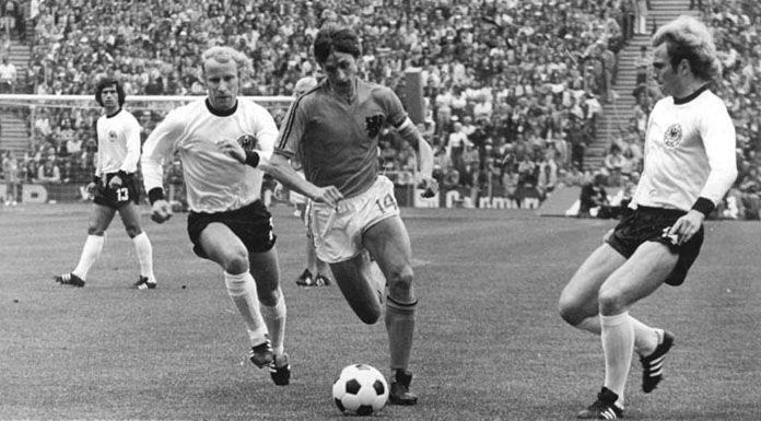 La Germania Ovest vince i Mondiali contro l'Olanda di Cruijf