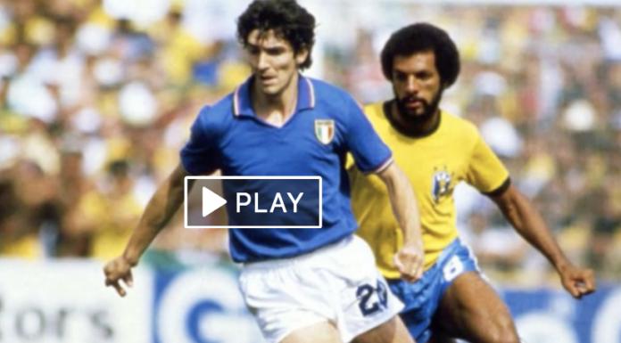 Italia Brasile 3 2, la Tragedia del Sarrìa – 5 luglio 1982 –
