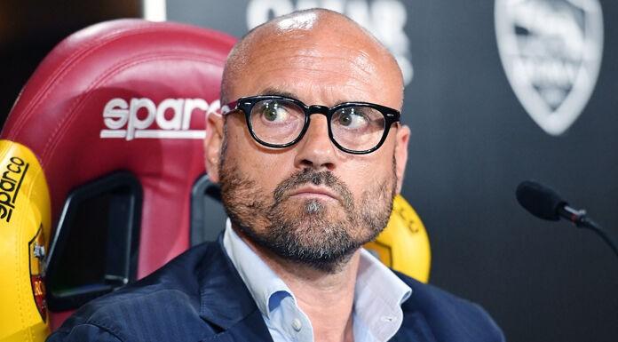 Roma, Petrachi: «Coppa Italia? Vogliamo arrivare in fondo»