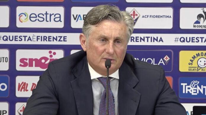 Cagliari-Fiorentina, Pradè: