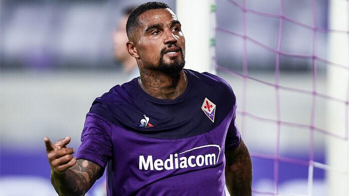 Fiorentina Boateng Besiktas