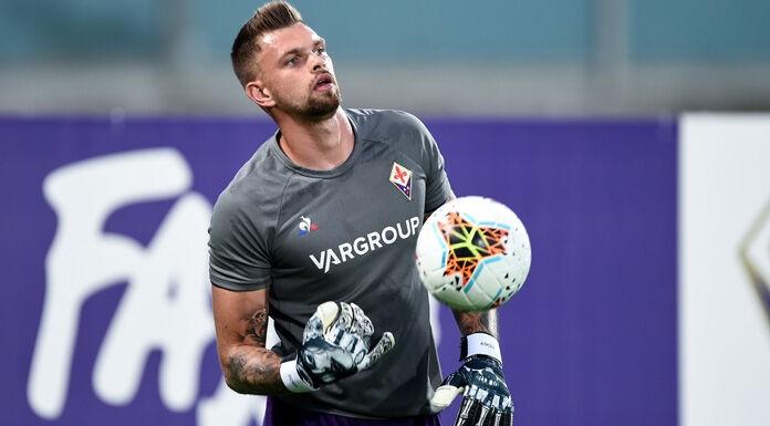PAGELLE Fiorentina Genoa: Dragowski insuperabile, Pandev spu